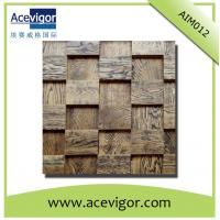 China Antique texture mosaic wall tiles with high quality and comfortable feeling wholesale