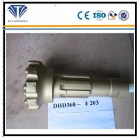China 203mm Diameter DHD360 Water Well Drill Bits High Abrasion Resistant Cemented Carbide wholesale