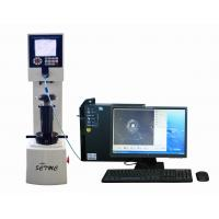 China Digital Brinell Hardness Tester with CCD Image Automatic Measuring System wholesale