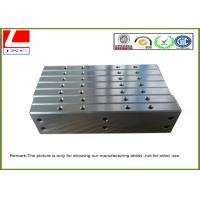 China Precise Stainless Steel Machining Block For Auto Glass Silkscreen Printing Machines wholesale
