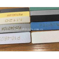 China Abrasion Corrosion Resistance PVC Conveyor Belts with Colorful Fabric Heat Resistant on sale