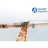 Quality AdjustableLoadCapacity Inner Climbing Hammerhead Tower Crane 6 ton for sale