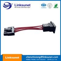 China MOLEX black 42816 series Terminal harness UL1015 - 10AWG for Automobile display wholesale