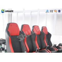 China Durable 5D Movie Theater For Electronic Motion Control System In Theme Parks wholesale