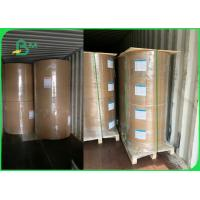 China 100% Recycled Coated  White With Grey Back Duplex CCNB Paper For Shoes Boxes wholesale