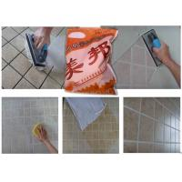 China White Waterproof Swimming Pool Tile Adhesive And Grout , Cement Based wholesale