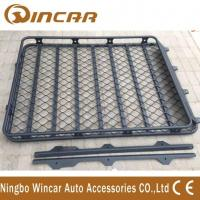 China Full Frame Car Roof Racks Black Color For Jeep Cherokee Discovery 3 / 4 wholesale