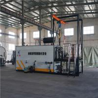 China Road Construction Bitumen Decanting Machine High Power Customized Color wholesale