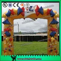 China Outdoor Event Inflatable Arch / Gate PVC Customized Inflatable Advertising Signs wholesale