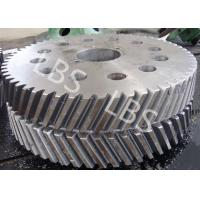 China Double Helical Spur Gear with Large Modulus / Hard Tooth Flank Gear wholesale