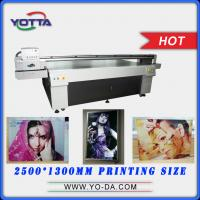 China 2016 hot sale ceramic tile floor uv 3d printer high resolution ceramic printing machine wholesale