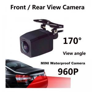 China MINI 960P Anti Varibrition Vehicle Mounted Cameras , Waterproof Car Rear View Camera wholesale