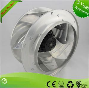 China ReplaceEbm-Past Ec Centrifugal Fans Sheet Aluminium 310mm 355mm 400mm wholesale
