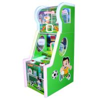China Happy Scores Funny Kids Game Machine Goalkeeper Training Indoor Multi Player on sale