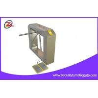 China Security ESD Tester swing barrier gate waist height 304 Stainless Steel wholesale