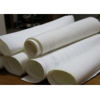 China Polyester / Polypropylene Industrial Filter Cloth High Temperature Filter Media 108C on sale