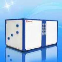 China Freestanding 2 Ton Water Source Heat Pump Galvanized Steel Sheet Compact Structure on sale