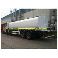 China Red 38000L Sprayer Water Truck 8X4 SINOTRUK HOWO with 380HP with spare parts wholesale