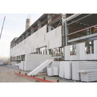China Internal Wall Sand Lime  Lightweight Wall Panel Machine AAC Slab Plant wholesale