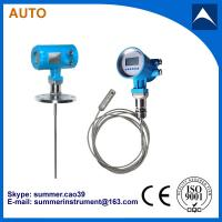 Quality 4-20mA radar level transmitter fuel tank meter for sale