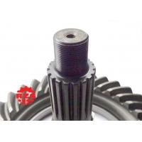 China Transmission System Spiral Bevel Gear , Crown Wheel and Pinion Gear for MITSUBISHI Rear Axle wholesale