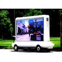 China Commercial Truck Mounted LED Screen HD Led Display P5 For Mobile Trailer wholesale