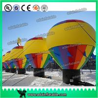 China Colorful Large Inflatable Balloon , Inflatable Advertising balloon,Hot Air Balloon wholesale