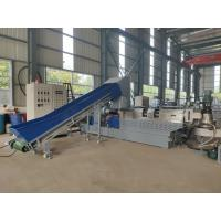 China High Temperature Plastic Recycling Pellet Machine With Pressure Sensors wholesale