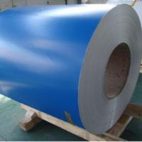 China 1100 PE / PVDF Fireproof Color Coated Aluminum Coil Thickness 0.3mm-2.0mm wholesale