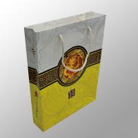 Buy cheap Custom Gift Paper Bag Printing from wholesalers