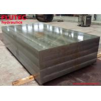 Buy cheap A36 Rough Machined Forging Plate Custom Mechanical Parts For Hydraulic Press from wholesalers