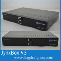 Buy cheap North America Jynxbox Ultra V3 HD FTA Receiver with JB200 and Wifi satellite from wholesalers