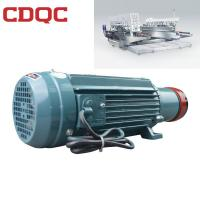 China 0.24 Hp 3 Phase Ac Motor , Ac Electric Motor Aluminum Housing With CE glass processing industry wholesale