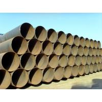China APL 5L Grade B SAW Carbon Steel Water Pipe For Oil Casing , SCH30 Wall Thick wholesale