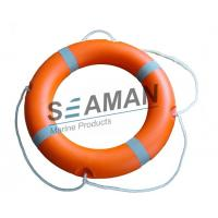 China 2.5kgs HDPE SOLAS Life Saving Ring CCS/MED for Marine Lifesaving Ring with rope wholesale
