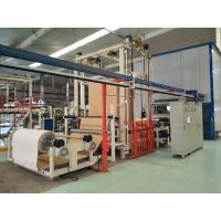 Frequency Control PVC Carpet Backing Machine Conduction Oil Heating Mode