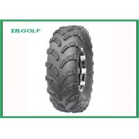 China 10 Inch Street Fox Golf Cart Street Tires Non - Directional Angled OEM Service wholesale