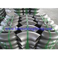 China ASTM A403 WP347 Stainless Steel 90 Degree Elbow ASTM , JIS , BS , DIN , UNI Standard wholesale