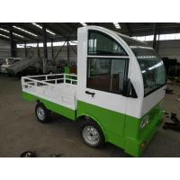 China ISO Certification electric cargo vehicle With 1Ton Loading Capacity Platform on sale
