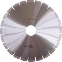 China Silver brazed saw blade for granite wholesale