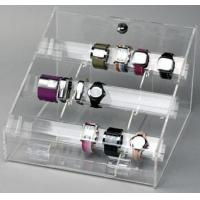 China Clear Customize Watch Holders Acrylic Displays With Excellent Service wholesale