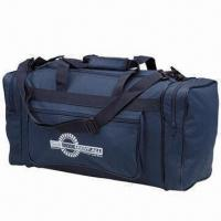 China 20-inch Multifunctional Duffel Sport Bag for Sport or Travel, Made of 600D Polyester wholesale