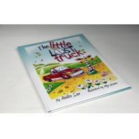 China Hardcover English Full Color Brochure Printing , Book Printing Services wholesale