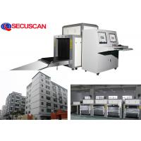 China Popular Economic x-ray Baggage Scanner High Speed with Power Saving wholesale