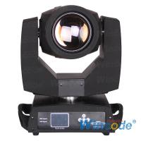 China 200W 5R Stage Lighting Equipment Moving Head Light 85℃ Over Heat Protection on sale