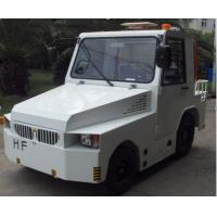 China 40000 Kg Capacity Airport Baggage Tractor , Aviation Diesel Tow Tractor wholesale