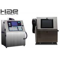 Buy cheap Multi Language Inkjet Coding Machine Continuous Inkjet Printing System from wholesalers