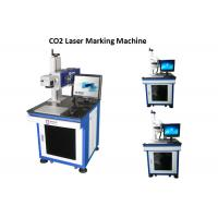 China Industrial Marking Equipment CO2 Laser Marking Machine For Silicone Bracelet wholesale