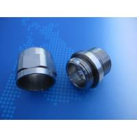 China Metal Machining Parts Tube Fitting Parts Silk Screen for Telecom Devices wholesale