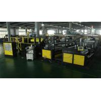 China PLC Double Layer Stretch Wrap Machine For Furniture Packing 500 - 1000 mm wholesale